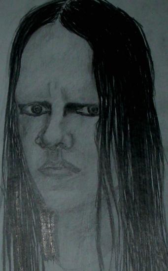 Joey Jordison by Happysad